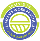Iowa Lead Safety Seal